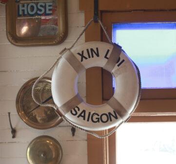 The Xin Loi Saigon Life Ring